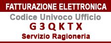 CODICE UNIVOCO - FATTURAZIONE ELETTRONICA