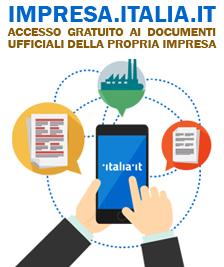Accesso gratutito ai documenti ufficiali della propria impresa